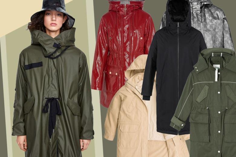 Parka: i modelli per affrontare alla grande anche i giorni più piovosi!