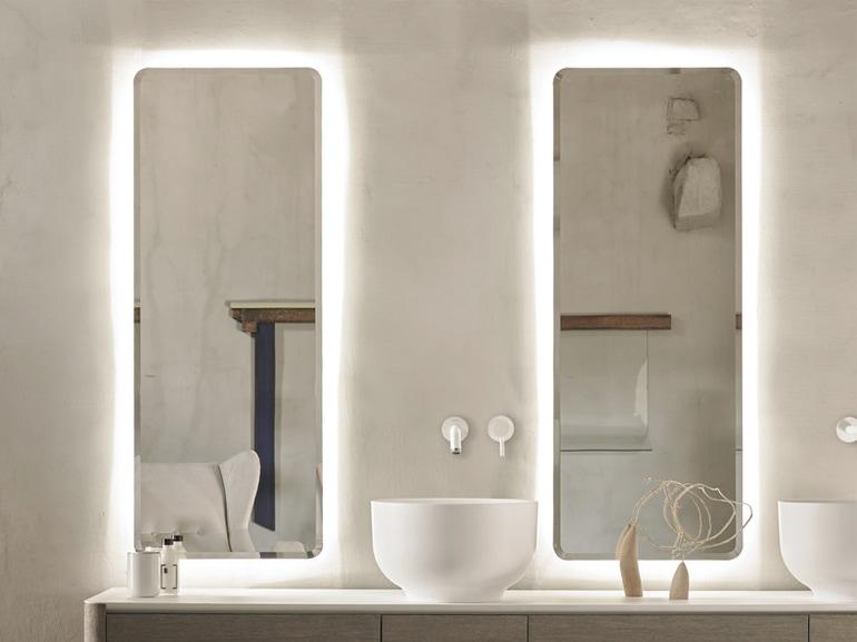 Come scegliere la giusta illuminazione per il bagno: 5 regole da seguire