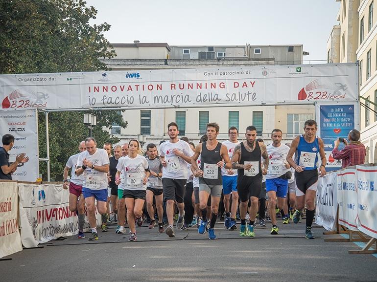 innovation running