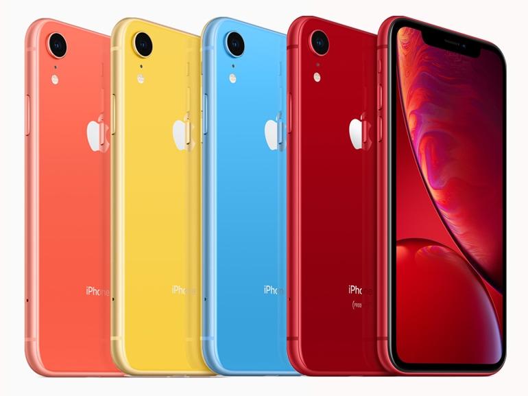 iphone xr colori