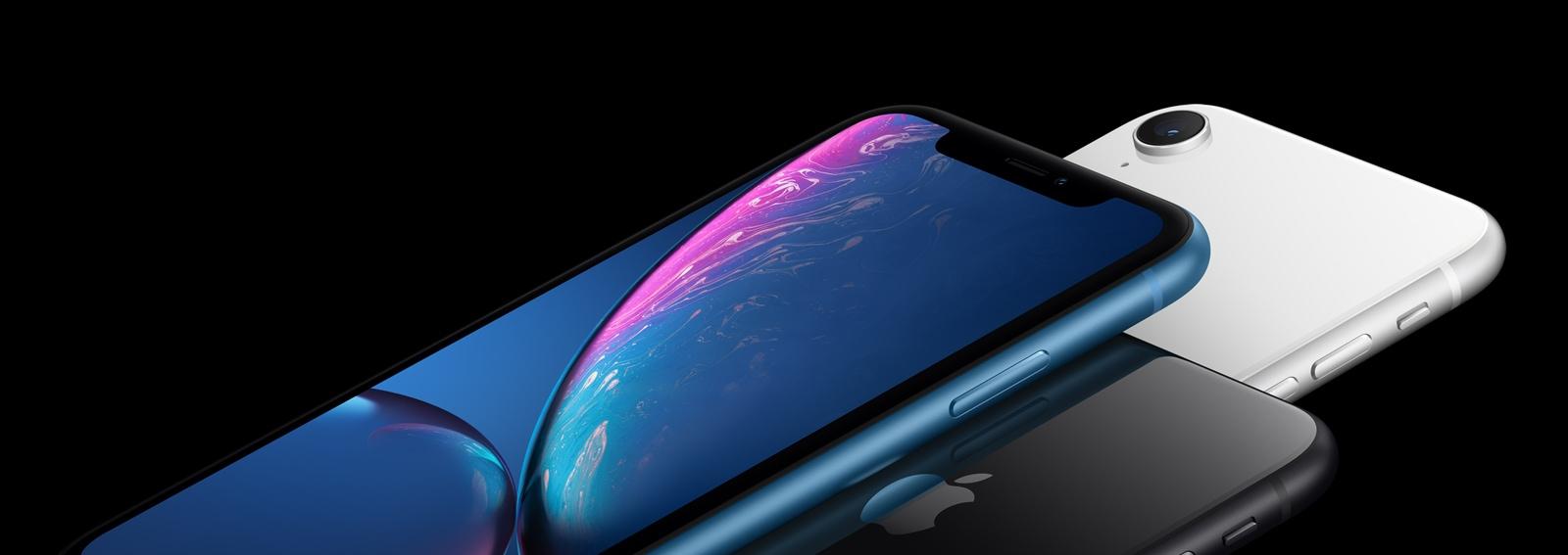 iphone xr desktop