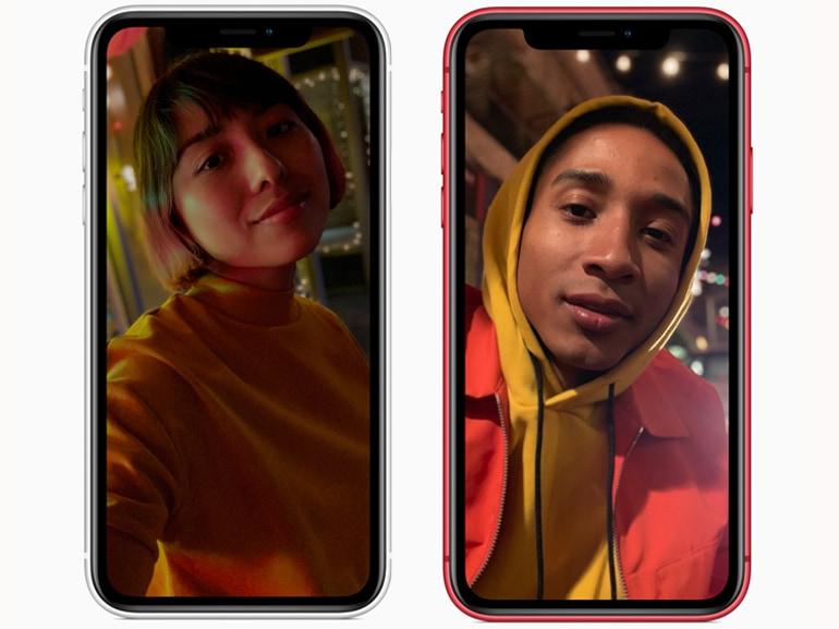 iphone xr portrait