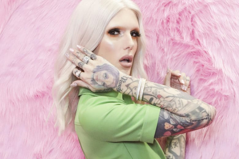 Jeffree Star Cosmetics Italia: in vendita nelle profumerie Marionnaud