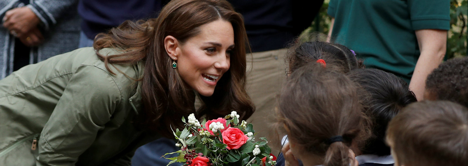 kate middleton hero