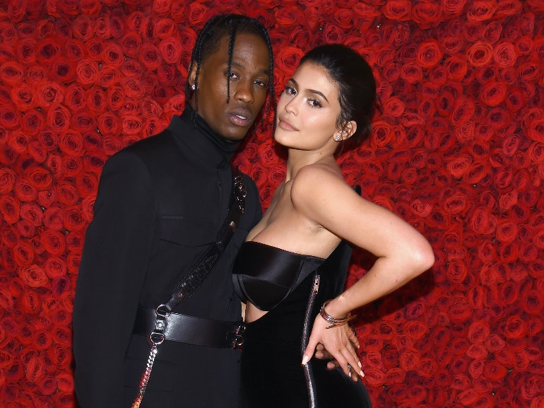 kylie e travis