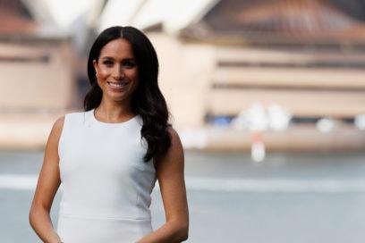 Meghan Markle: i look (da futura mamma) in viaggio in Australia