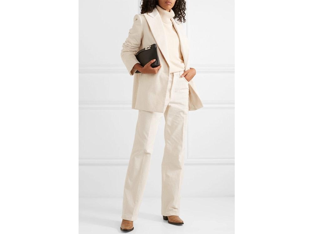 pantaloni-bianchi-helmut-lang