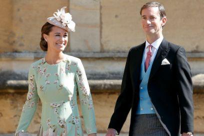 Pippa Middleton ha partorito: è un maschio (ma ancora non si sa il nome)
