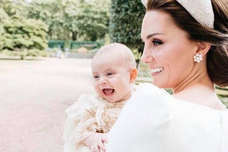 Ecco quando rivedremo il principe Louis, il terzo royal baby