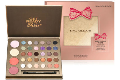 ready to shine palette compo