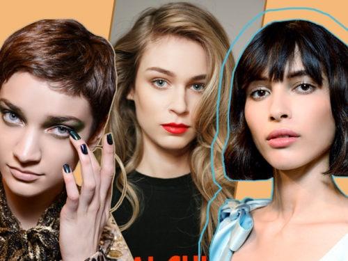 Tagli per capelli lisci 2019