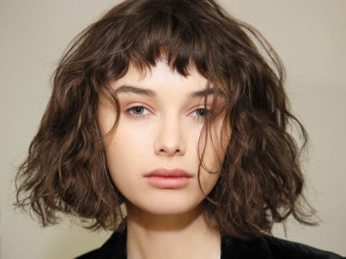 Tagli e colore capelli ricci 2019