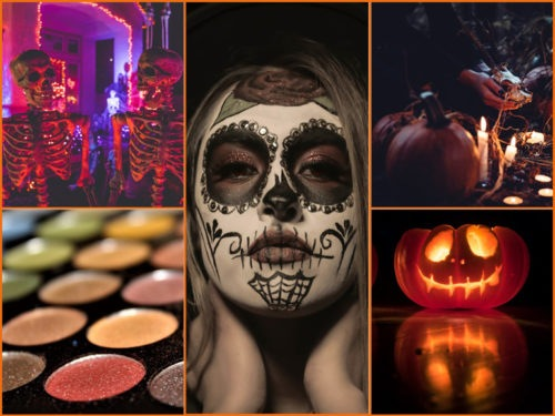 Trucchi Di Halloween Spaventosi.Trucco Halloween I Make Up Piu Spaventosi Per I Vostri Party