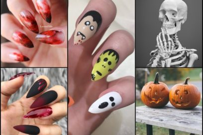 Unghie Halloween 2018: le nail art più spaventose & glam da copiare