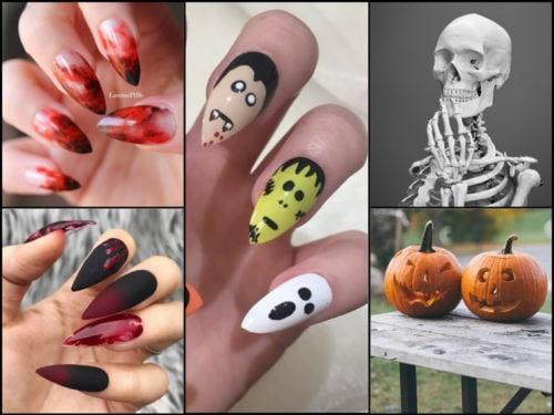 Unghie Halloween 437755ae0c9d