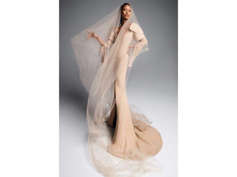 cheap for discount f6be7 53a27 Abiti da sposa a maniche lunghe: le tendenze per il 2019
