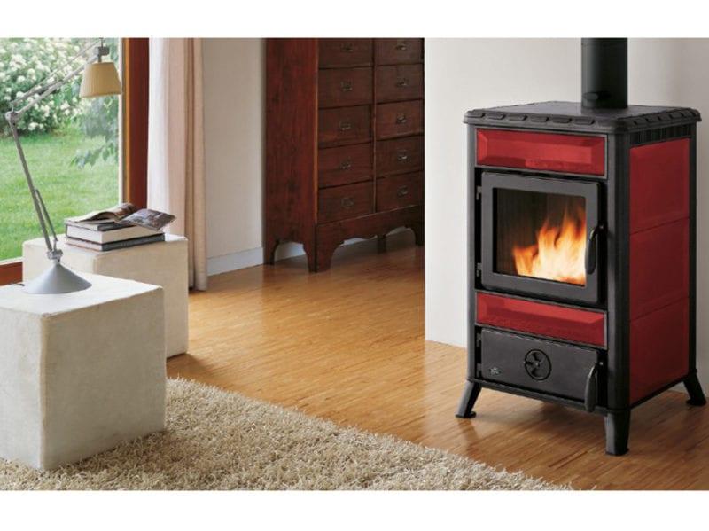 5 motivi per scegliere una stufa a legna - Grazia.it
