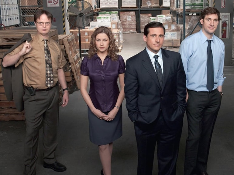 08 the office