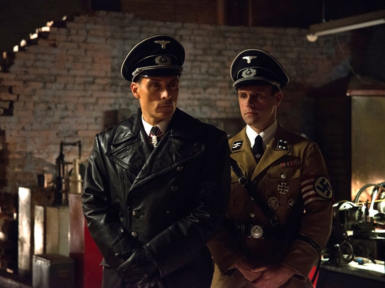 14 Man In The High Castle