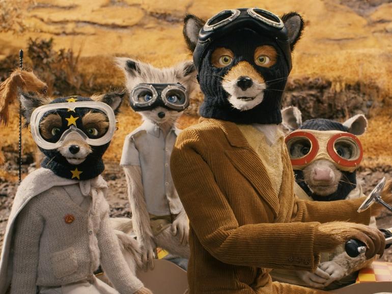 31 fantastic mr fox