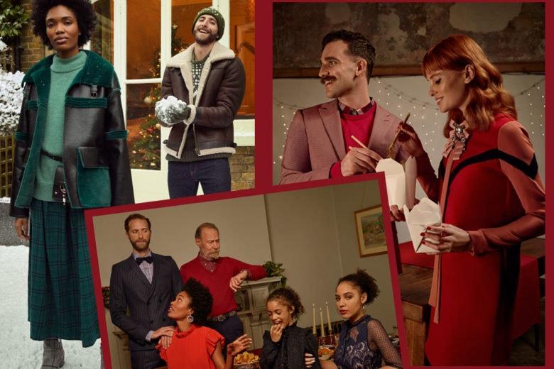 """Zalando presenta la nuova campagna per le feste 2018 """"Natale. Mai fuori moda"""""""