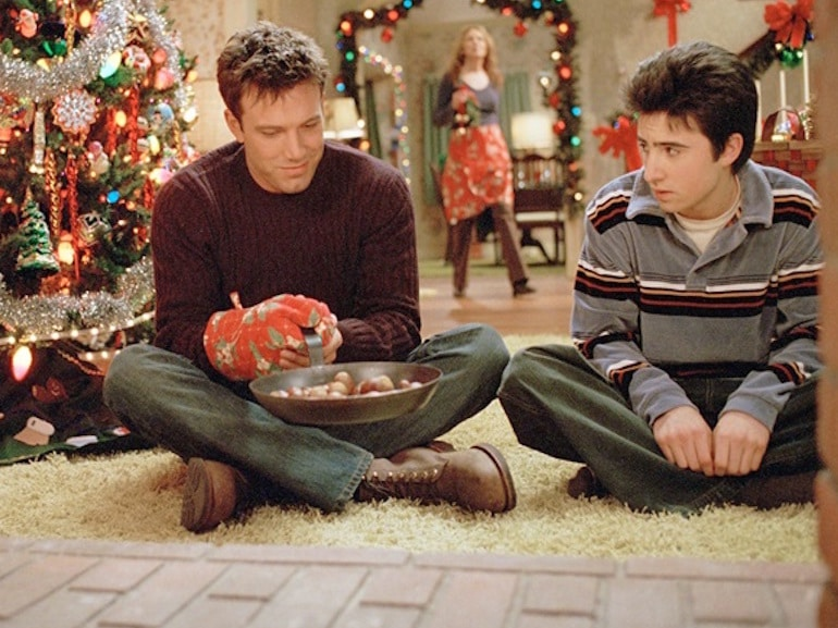 Ben Affleck Natale
