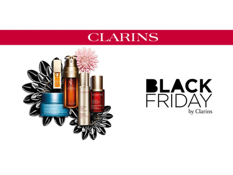 CLARINS-sconto-black-friday-beauty-2018