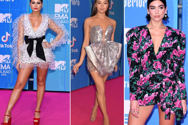 MTV EMA 2018: tutti i look degli Europe Music Awards