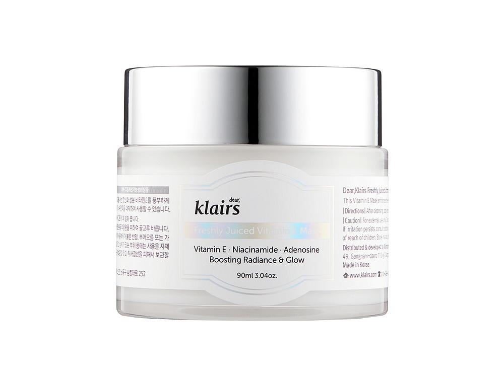 Dear-Klairs-Freshly-Juiced-Vitamin-E-Mask-Jar-Product