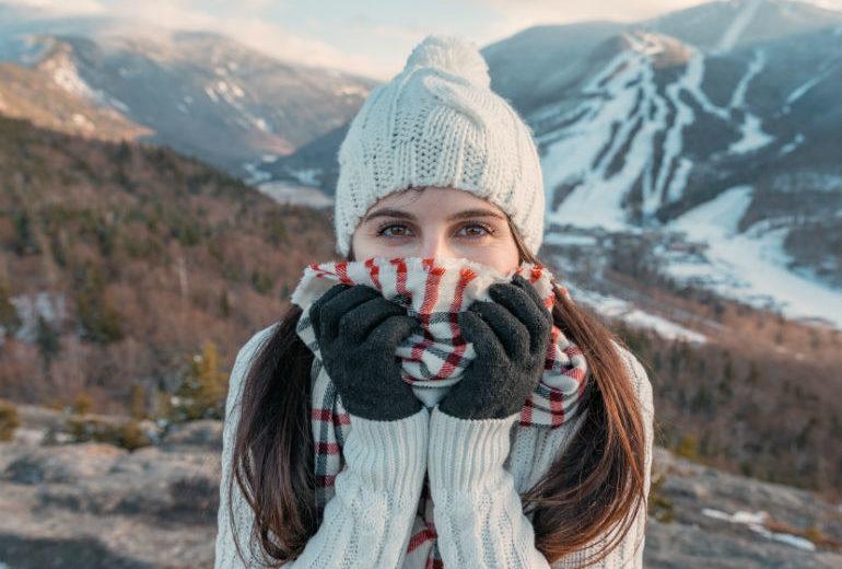 Cosa mangiare quando fa freddo (per proteggere pelle, umore e capelli)