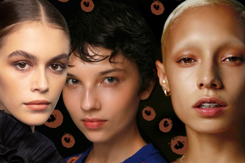 Make up 2019:  beauty look da passerella naturali per una nuova bellezza tailor made