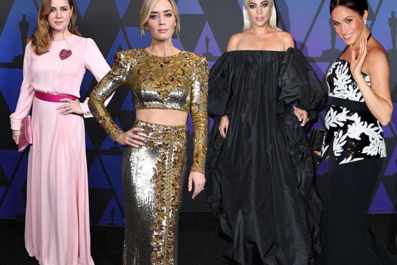 Lady Gaga, Meghan Markle e le altre star meglio vestite della settimana