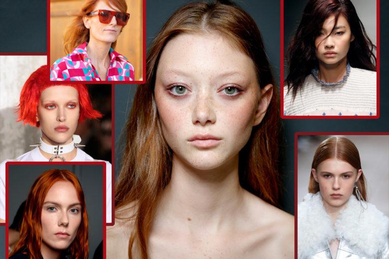 Capelli rossi: i consigli su come scegliere il colore adatto a voi