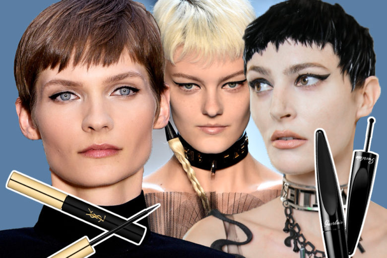 Make up: trend eyeliner, linea sottile e chic o più marcata e rock?