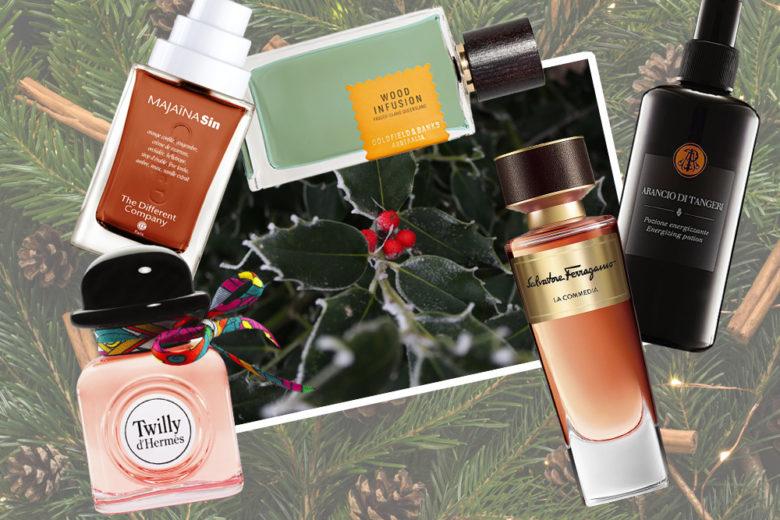 Profumi femminili: cannella, arancia, chiodi di garofano e zenzero, le note per Natale