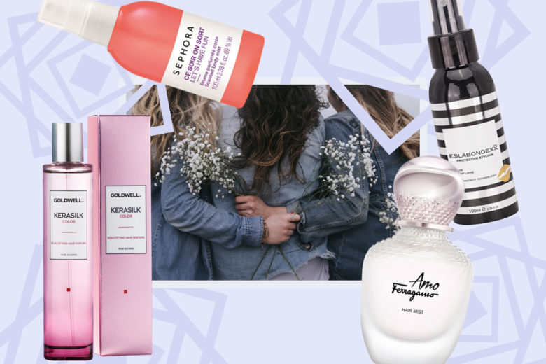 Profumi per capelli: le fragranze per profumarli a lungo