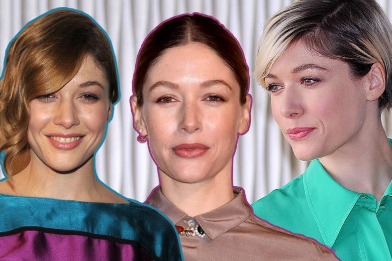 Sarah Felberbaum: make up nude e smokey eyes per l'attrice italo-inglese