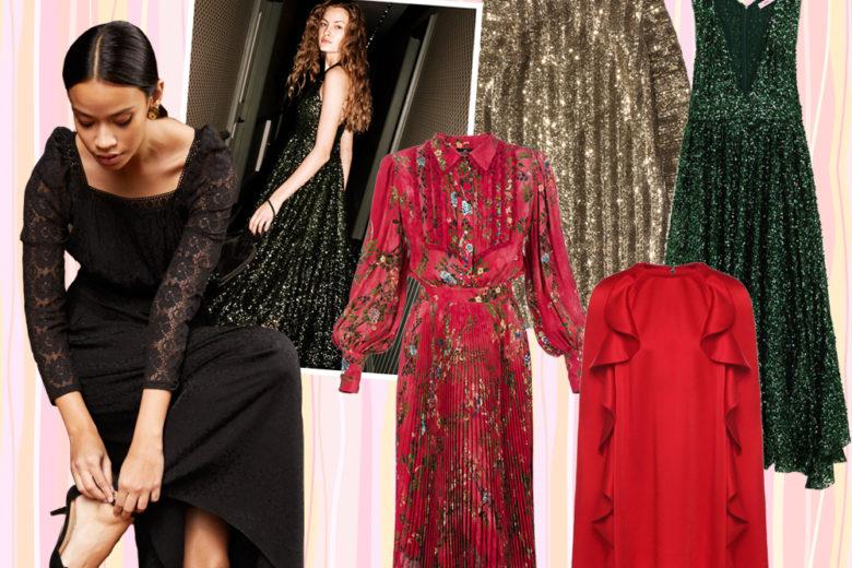 Party Dress: gli abiti eleganti da acquistare e sfoggiare durante le feste