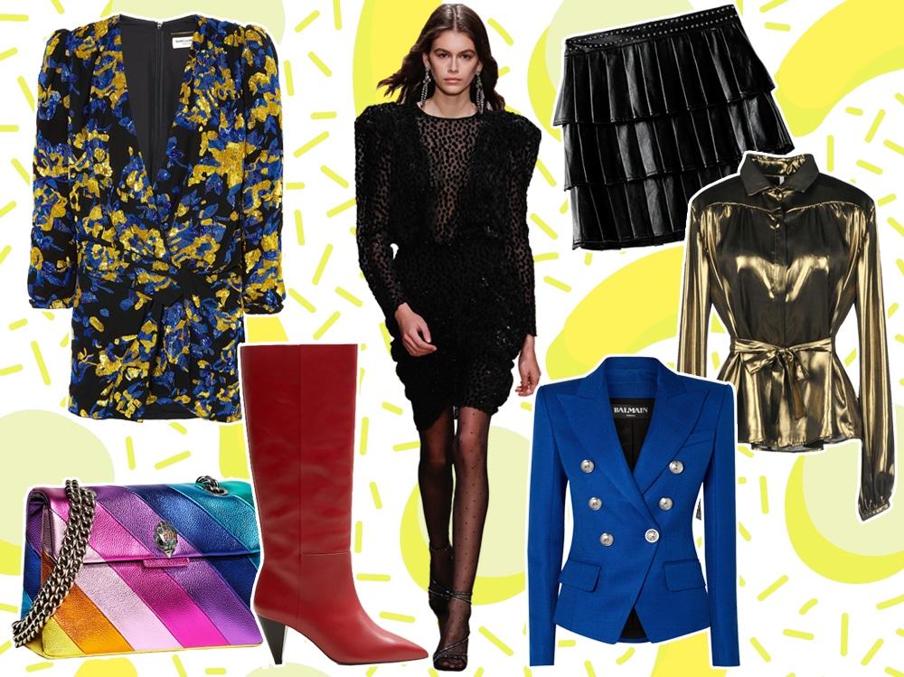 Abbigliamento Da Sera Anni 80.Moda Anni 80 Vestiti E Accessori Per Look In Stile Eighties