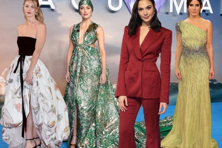 Amber Heard, Rita Ora e le altre star meglio vestite della settimana