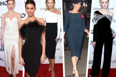 Meghan Markle, Kendall Jenner e le altre star meglio vestite della settimana