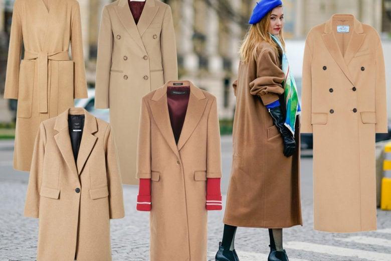 Il cappotto più chic? È color cammello!