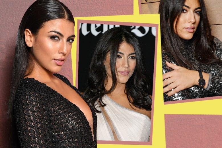 Giulia Salemi beauty look: il meglio su capelli, make up e stile della IT girl