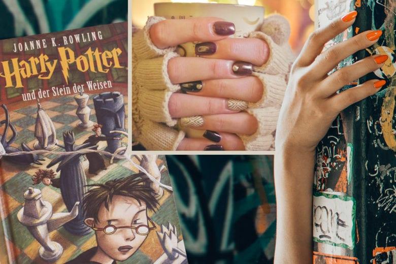 Sei una fan di Harry Potter? Ecco 10 manicure da provare subito