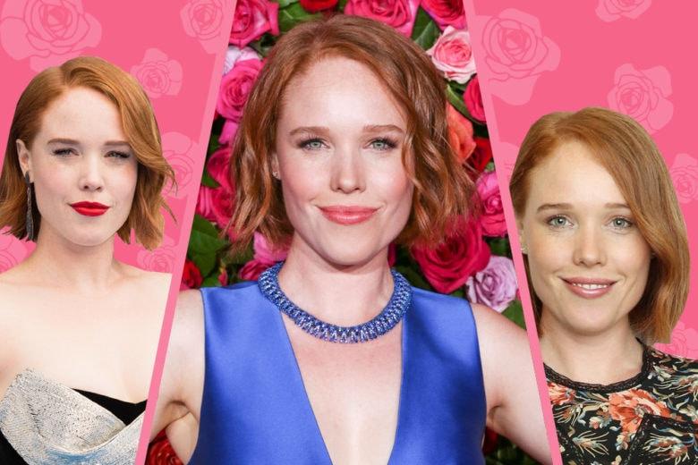 Jessica Keenan Wynn beauty look: focus su capelli e make up dell'attrice