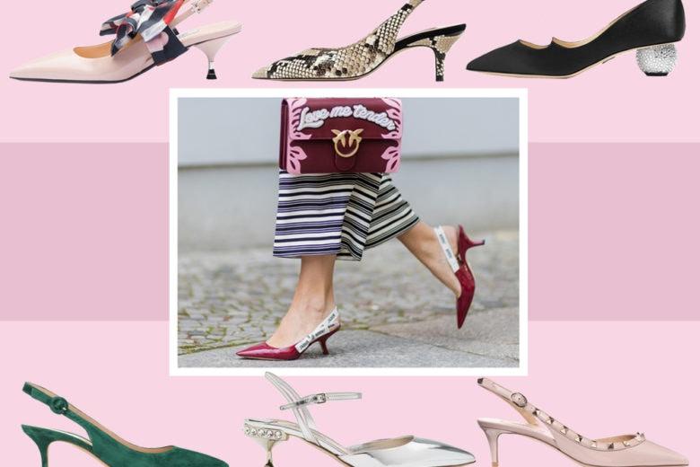 Kitten heels: 12 modelli da indossare ogni giorno, tutti i giorni