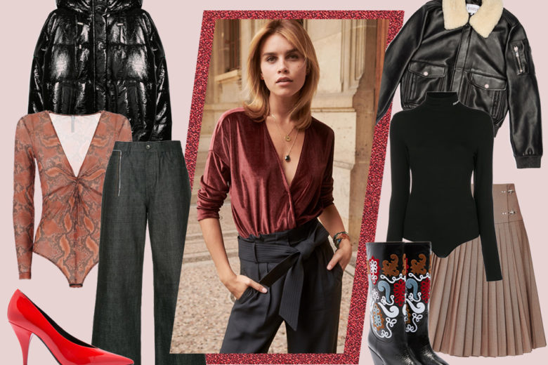 Body: come indossarlo in 5 look mix & match per l'inverno