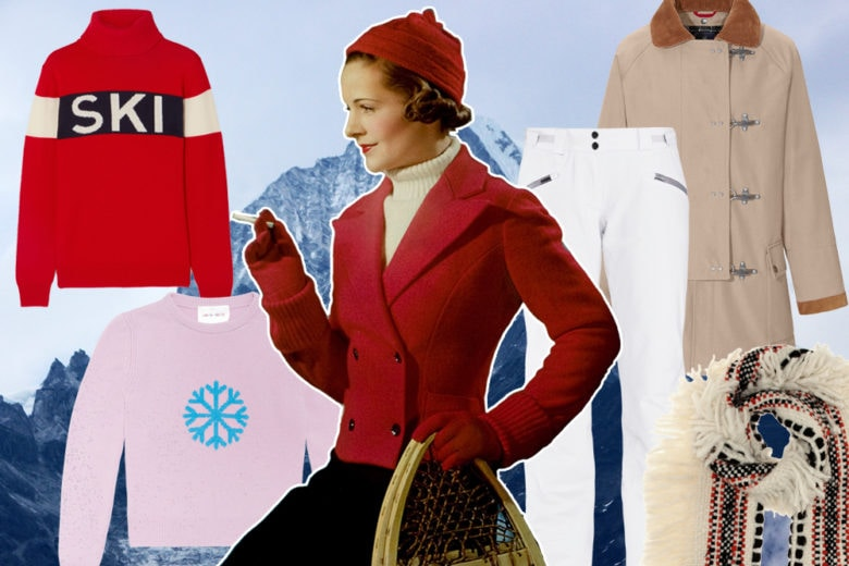 Look da montagna: i pezzi più caldi e cool da indossare