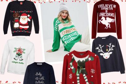 A Natale dillo con un maglione: ecco i pullover a tema più cool!