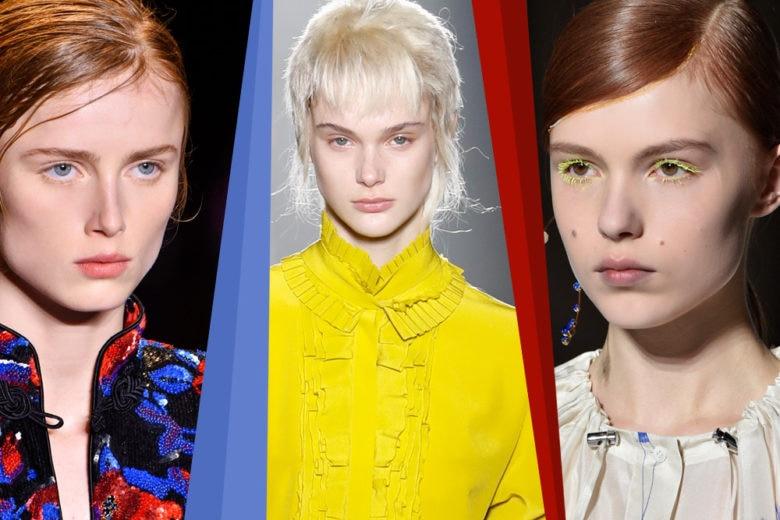 Make up e outfit a contrasto: la tendenza più cool da copiare